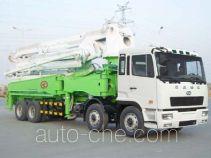 CAMC Hunan HN5340G3D3THB concrete pump truck