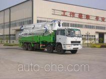 CAMC Star HN5380P43D6M3THB concrete pump truck