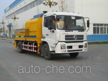 海诺牌HNJ5124THB型车载式混凝土泵车