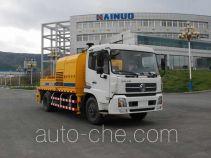 海诺牌HNJ5124THB4型车载式混凝土泵车