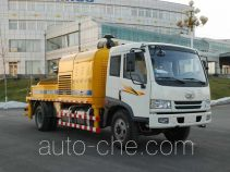 海诺牌HNJ5141THB型车载式混凝土泵车