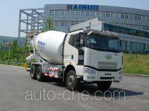海诺牌HNJ5250GJBJA型混凝土搅拌运输车