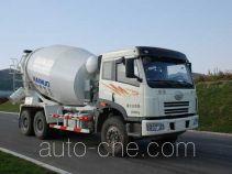 海诺牌HNJ5250GJBJB型混凝土搅拌运输车