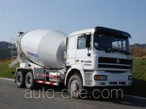 海诺牌HNJ5250GJBSC型混凝土搅拌运输车