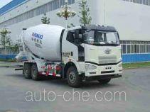 海诺牌HNJ5251GJB4A型混凝土搅拌运输车