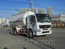Hainuo HNJ5252GFL low-density bulk powder transport tank truck