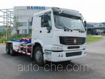 Hainuo HNJ5252ZXXB detachable body garbage truck