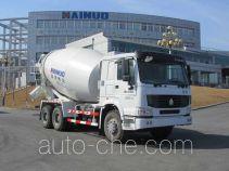 海诺牌HNJ5253GJB4C型混凝土搅拌运输车