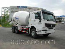 海诺牌HNJ5250GJBHB型混凝土搅拌运输车