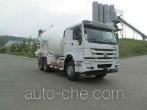 海诺牌HNJ5253GJBL5A型混凝土搅拌运输车