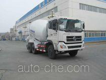 海诺牌HNJ5254GJB4A型混凝土搅拌运输车