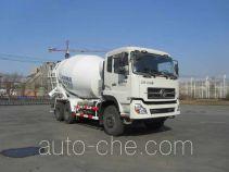 海诺牌HNJ5254GJB4C型混凝土搅拌运输车