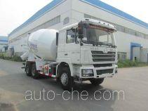 海诺牌HNJ5255GJB4A型混凝土搅拌运输车
