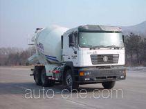 海诺牌HNJ5255GJBB型混凝土搅拌运输车
