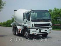 海诺牌HNJ5257GJBA型混凝土搅拌运输车
