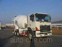 Hainuo HNJ5259GJBA concrete mixer truck