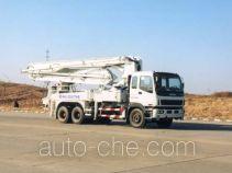 海诺牌HNJ5261THB型混凝土泵车