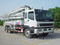 Hainuo HNJ5264THB concrete pump truck