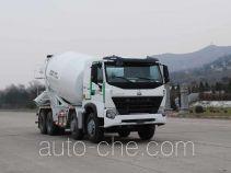 海诺牌HNJ5310GJBB型混凝土搅拌运输车