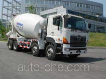 海诺牌HNJ5312GJBA型混凝土搅拌运输车