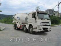 海诺牌HNJ5313GJB4A型混凝土搅拌运输车