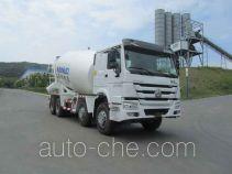 Hainuo HNJ5313GJBL5A concrete mixer truck