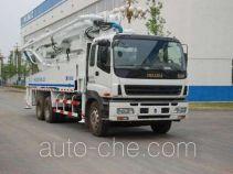 海诺牌HNJ5330THB型混凝土泵车