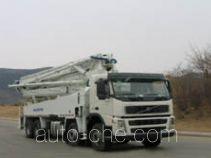 Hainuo HNJ5360THB concrete pump truck