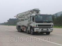 海诺牌HNJ5362THB型混凝土泵车