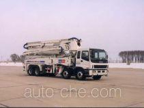 海诺牌HNJ5381THB型混凝土泵车