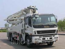 Hainuo HNJ5402THB concrete pump truck