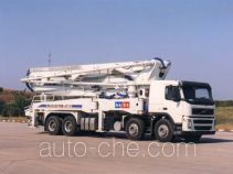 Hainuo HNJ5420THB concrete pump truck