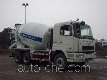 湖南牌HNX5250GJB型混凝土搅拌运输车