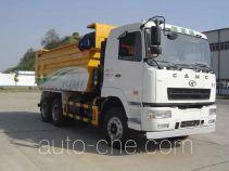 CAMC Hunan HNX5250ZLJ garbage truck