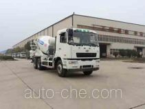 CAMC Hunan HNX5254GJB concrete mixer truck