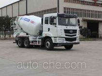 CAMC Hunan HNX5253GJB concrete mixer truck