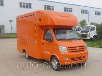 楚江牌HNY5020XSHFJ5型售货车