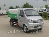 Chujiang HNY5021XTYFJ5 sealed garbage container truck