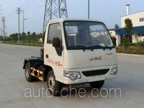 Chujiang HNY5040ZXXH detachable body garbage truck