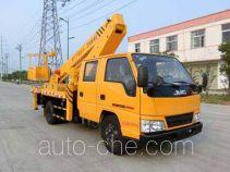 Chujiang HNY5060JGKJ aerial work platform truck