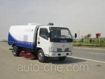 Chujiang HNY5060TSL street sweeper truck