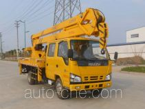Chujiang HNY5070JGKQ aerial work platform truck