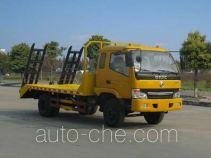 Chujiang HNY5090TPB flatbed truck