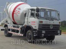 楚江牌HNY5120GJB型混凝土搅拌运输车