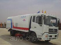 Chujiang HNY5160TSL street sweeper truck