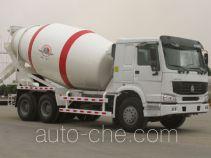 楚江牌HNY5250GJBZ型混凝土搅拌运输车