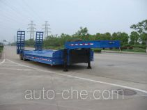 旋风牌HP9230TDP型伸缩式低平板半挂车