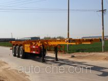 Huihuang Pengda HPD9400TJZ container transport trailer