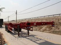 Huihuang Pengda HPD9401TJZ container transport trailer