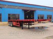 Huihuang Pengda HPD9401TPB flatbed trailer